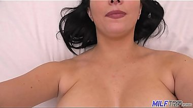MILF Trip - Thick MILF Gets Fucked by fat cock